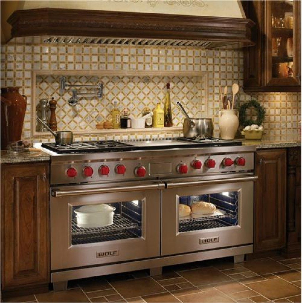 Large range grill